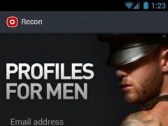 Recon gay app android